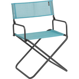 Lafuma Mobilier FGX XL Director´s Chair with Arm Rest with Cannage Phifertex, lac